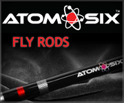 Atom Six rods - 10% off for all BODSAA members